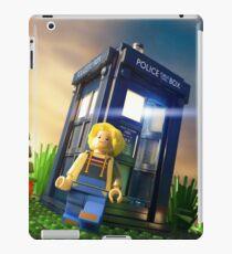13th Doctor Minifig iPad Case/Skin