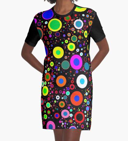 Spots 005 Graphic T-Shirt Dress