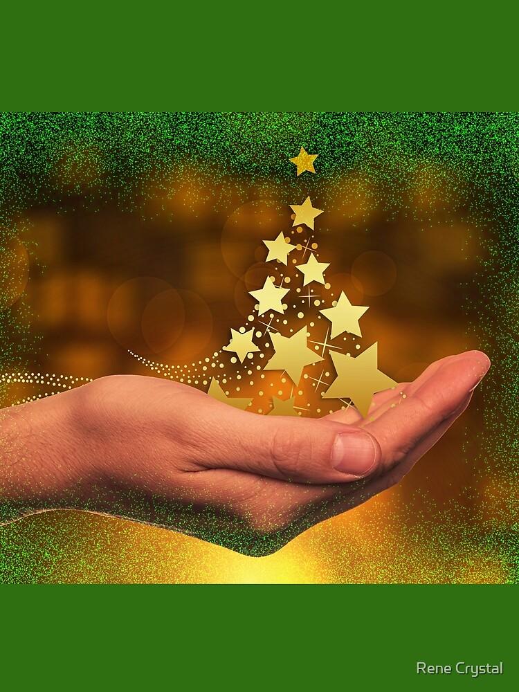 Handing Over Christmas Joy by imagesbycrystal