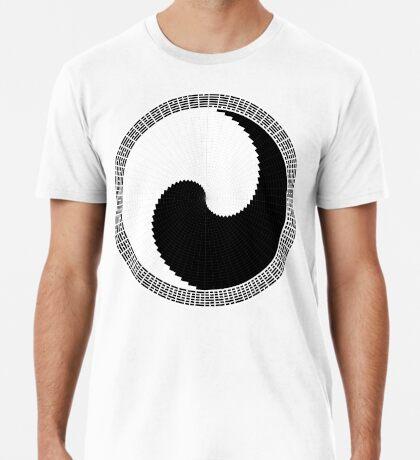 I Ching 004 - Work in Progress  Premium T-Shirt