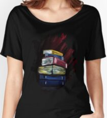 Books Of Knowledge Women's Relaxed Fit T-Shirt
