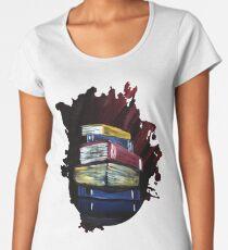 Books Of Knowledge Women's Premium T-Shirt