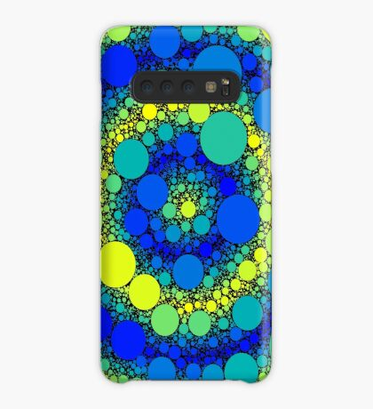 Circle Packing 006 Case/Skin for Samsung Galaxy