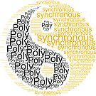 Polysynchronous II by Rupert Russell