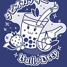 All about the balls - Tapioca balls (one color) by gingerish