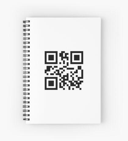 3.1415926 Spiral Notebook