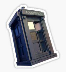 Lego TARDIS Sticker