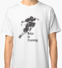 Ninja In Training Classic T-Shirt
