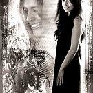Lady In Black by artsphotoshop