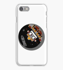 Robot Lost In Space iPhone Case/Skin