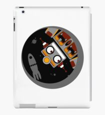 Robot Lost In Space iPad Case/Skin
