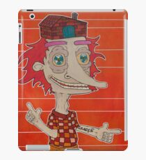 Crazy iPad Case/Skin