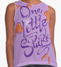 One Little Spark Contrast Tank