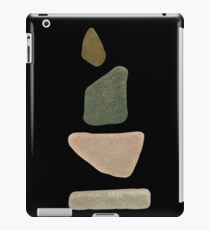 Light a Candle Sea Glass Series iPad Case/Skin