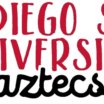 San Diego State University by pop25