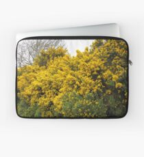 Gorse Spectacular  (Ulex) Laptop Sleeve
