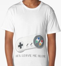 Joypad Super Nintendo Starfox Long T-Shirt