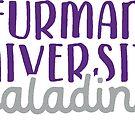 Furman University by Pop 25