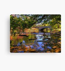 Beargrass Creek Canvas Print