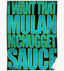 Schezwan Sauce Poster