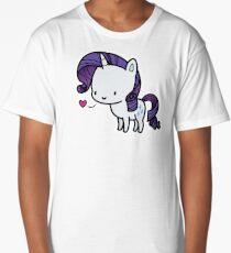 Rarity chibi Long T-Shirt