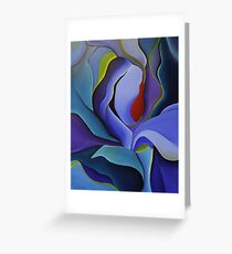 Rhythm and Blues Greeting Card