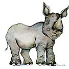 Rhino Love by Autumn Linde