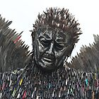 Face of the Knife Angel by Yampimon