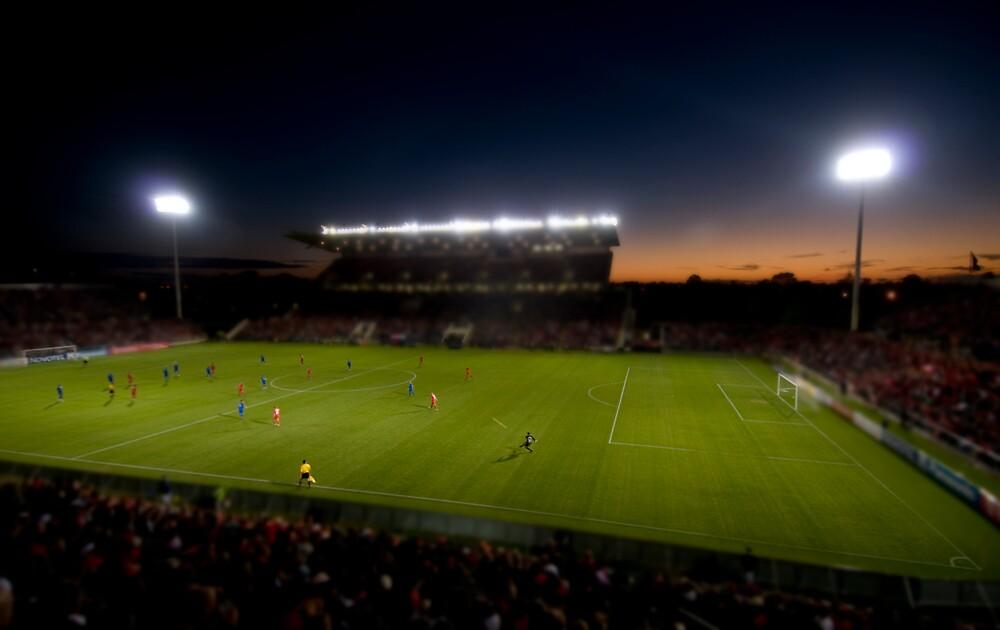 Hindmarsh Stadium by pondyphotos