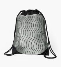 Falling for Caravan Life Drawstring Bag