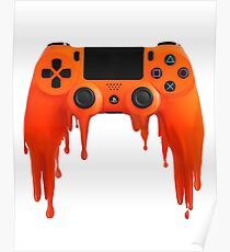 PS4 CONTROLLER Poster