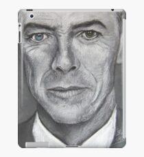 """Bowie"" iPad Case/Skin"