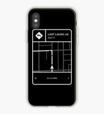 Fluorescent Adolescent - Last Laugh Lane Directions iPhone Case