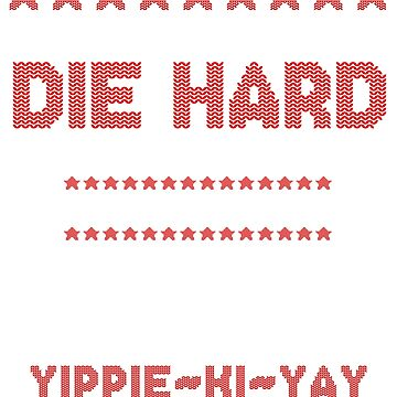 Die Hard 2018 Christmas Jumper by ClassicClothing