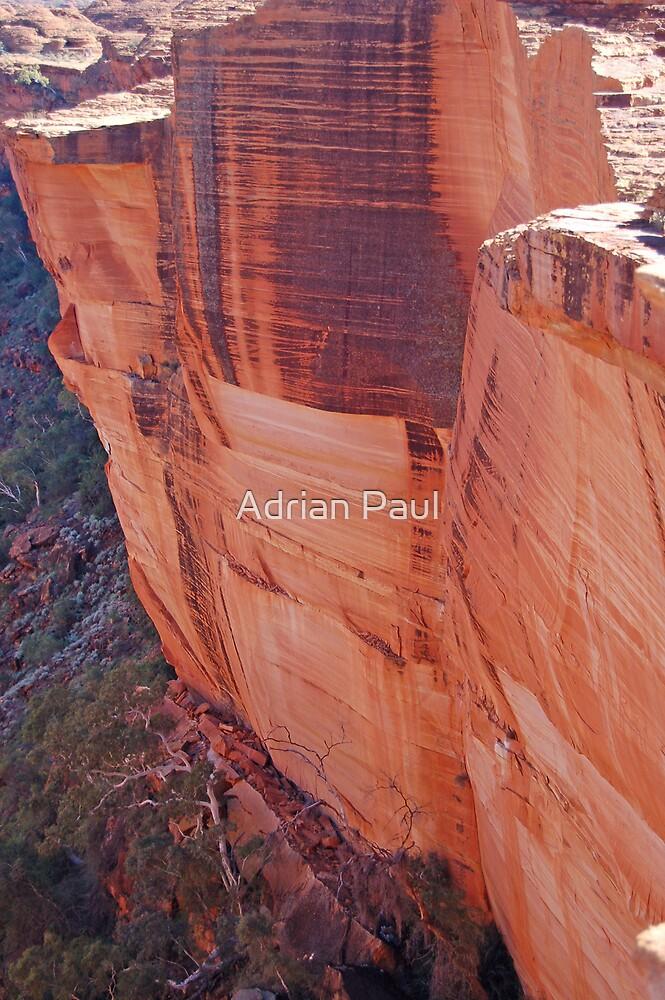 Kings Canyon, Northern Territory, Australia by Adrian Paul