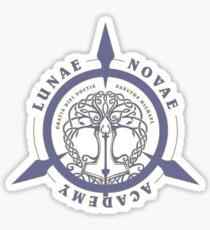 Little Witch Academia - Luna Nova Sticker