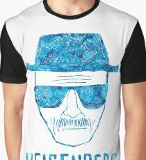 heisenberg drawing  Graphic T-Shirt