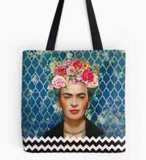 Bolsa de tela Por siempre Frida
