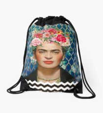 Forever Frida Drawstring Bag