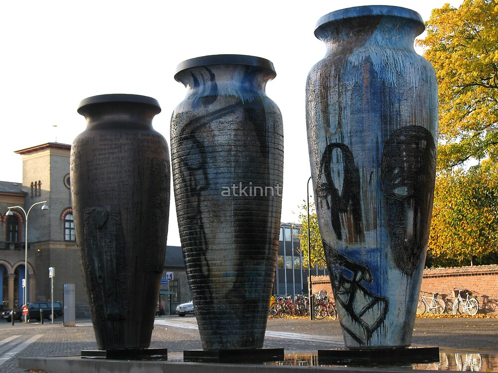 Roskilde Denmark Pots by atkinnt