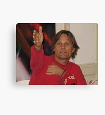 Viggo Mortensen Canvas Print