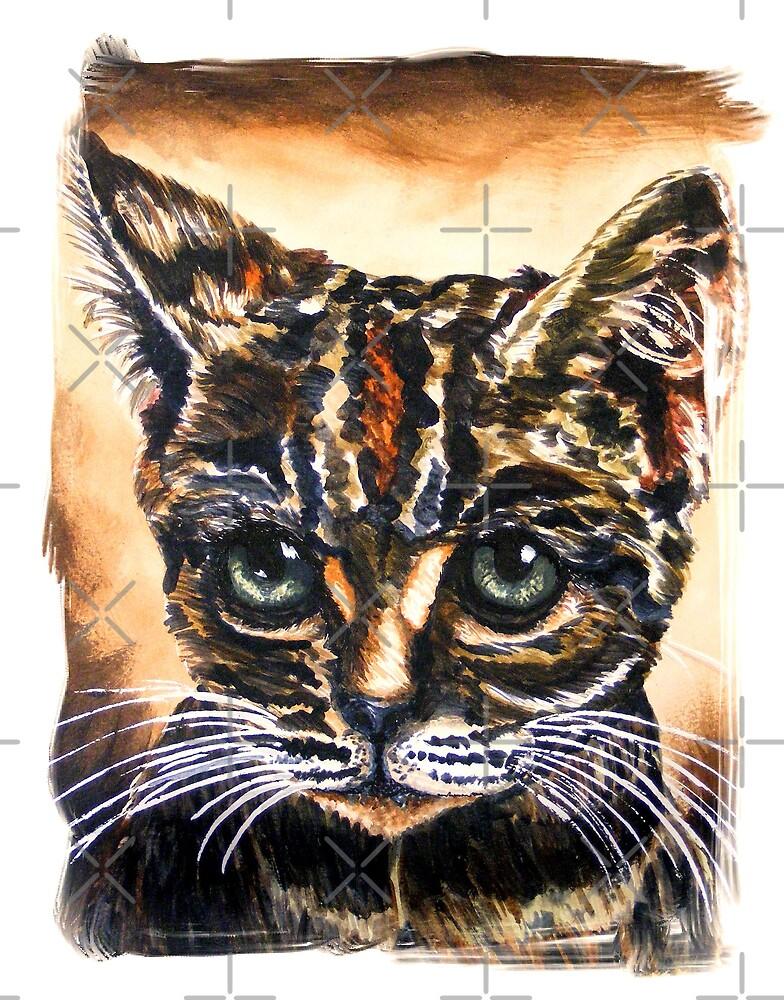 Kitty by dnlddean