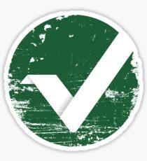 Vertcoin - die Volksmünze Merch Sticker