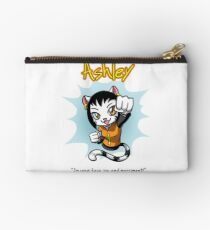 Ashley from 'My Cage' Studio Pouch