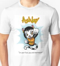 Ashley from 'My Cage' Unisex T-Shirt