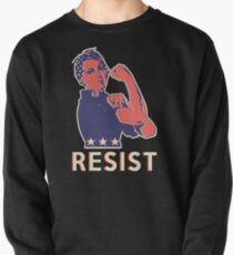 Resist and Keep Marching with Rosie the Riveter T-Shirt