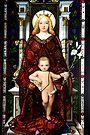 Mary & Jesus by Extraordinary Light