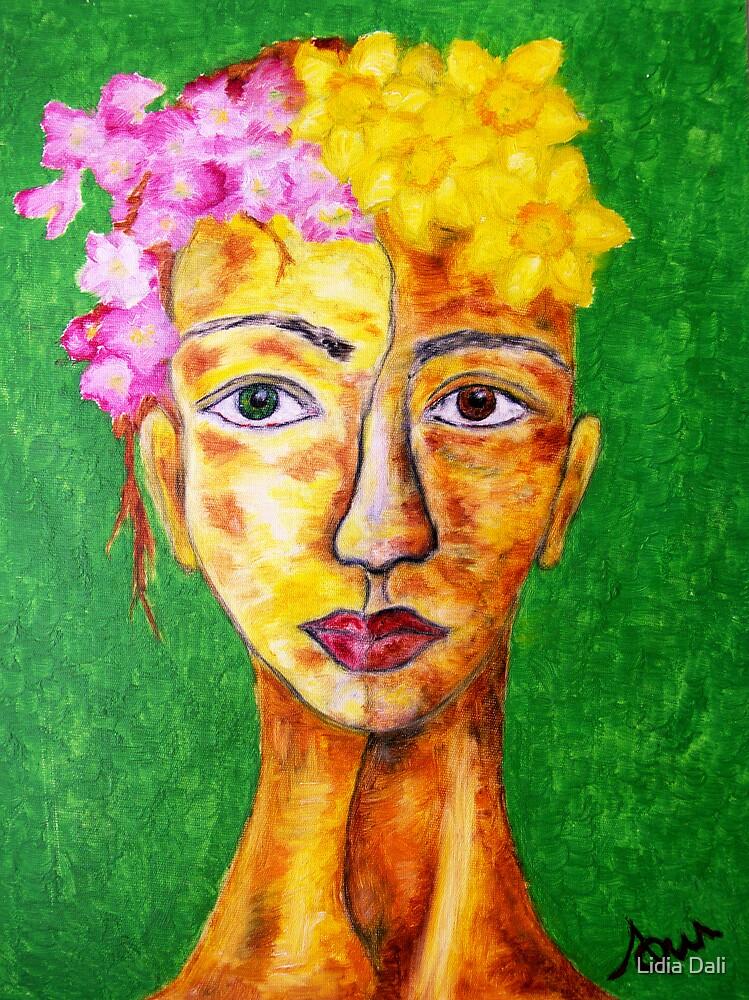 The Androgyne by Lidiya