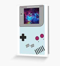 Game Boy Greeting Card