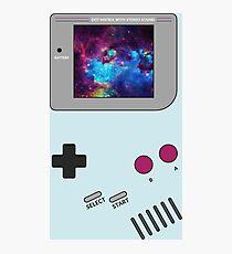 Game Boy Photographic Print